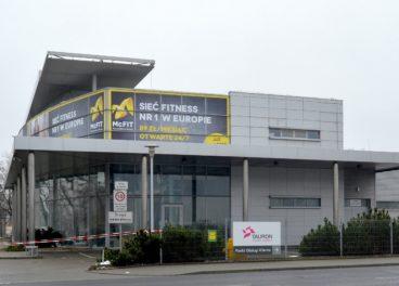 McFit – fitness studio – Wroclaw – Legnicka Street